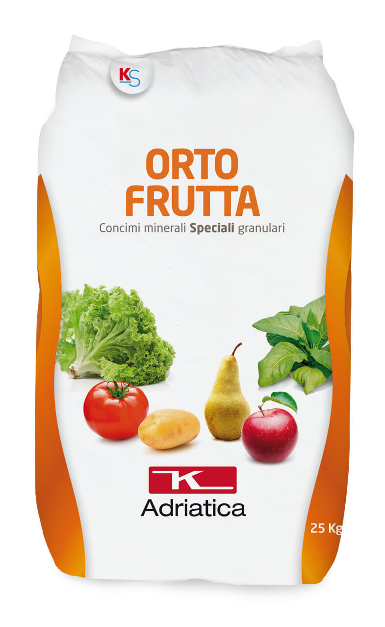 ORTO FRUTTA1 ( 20-10-10 + 16 SO3 + 0,1 B + 0,1 Zn) Image